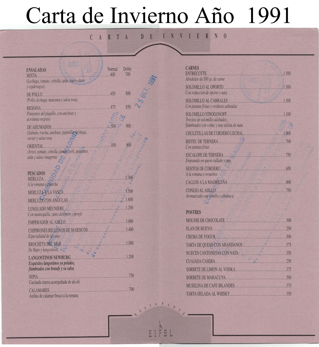 CartaInvierno1991